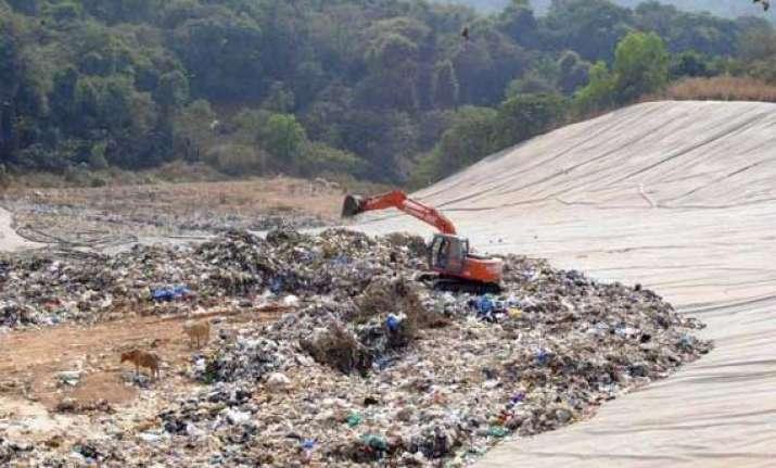 delhi hc orders acquiring of sites for landfill