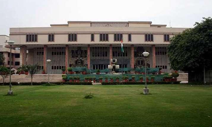 delhi hc seeks centre s reply on plea against shunglu panel
