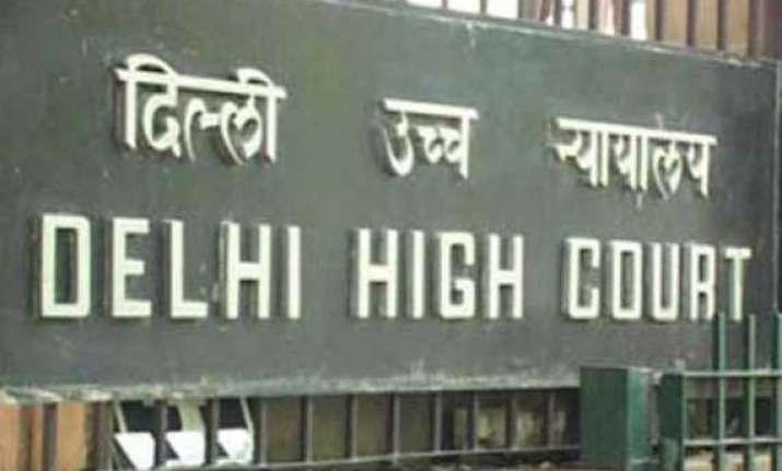delhi high court notice on wife s plea for cbi probe into