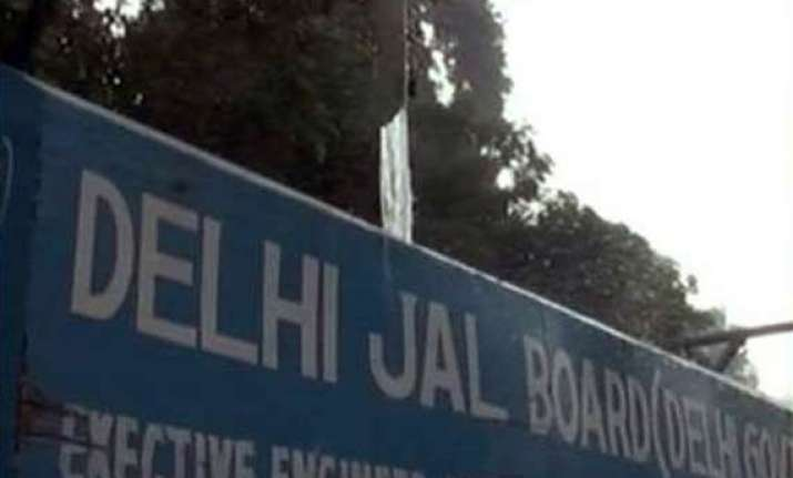 delhi jal board to commission kirari underground reservoir