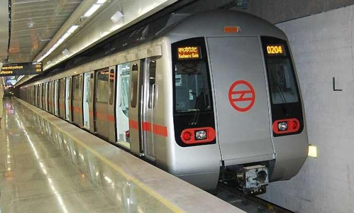 delhi metro services to begin at 2 pm tomorrow