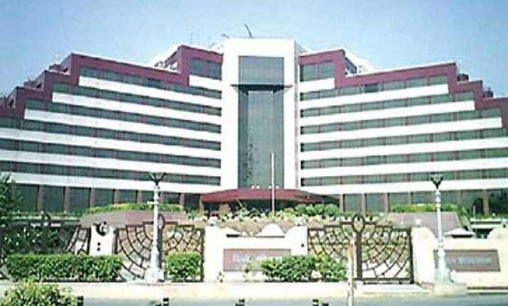 delhi secretariat the day after