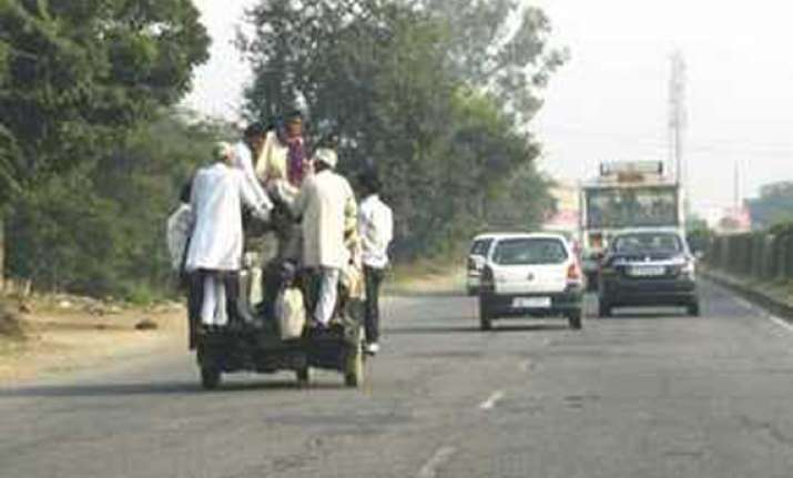 delhi up highway to be closed on monday