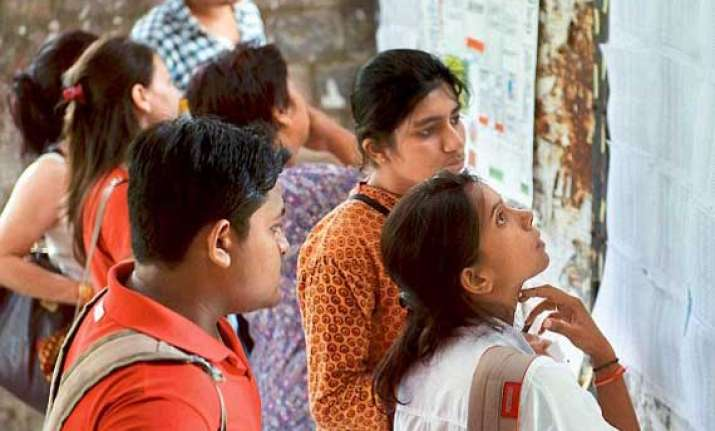 delhi university 4th cut offs out most colleges close
