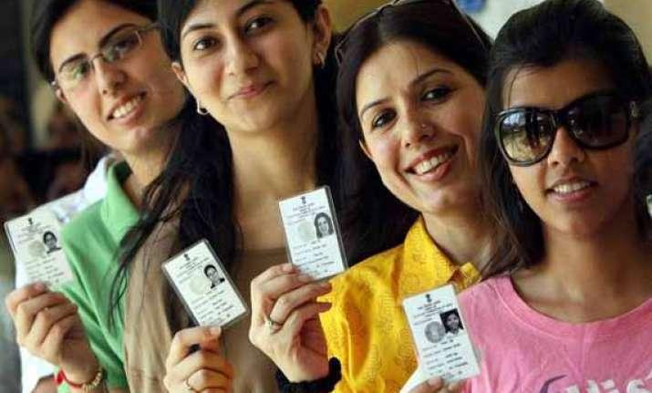 delhi has lowest women voters in country ec