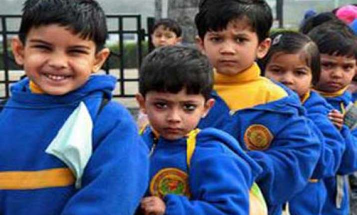 delhi scraps transfer points in nursery admission