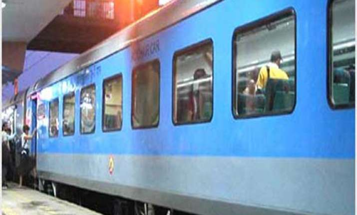 delhi to agra semi high speed train to be launched in