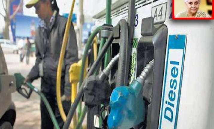 delhi govt examining possibility of lowering diesel price