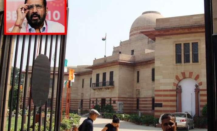 delhi hc dismisses kalmadi s plea to attend parliament