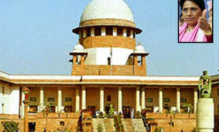 delhi high court dismisses i t appeal against mayawati in