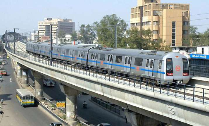 delhi metro to extend from badarpur to faridabad