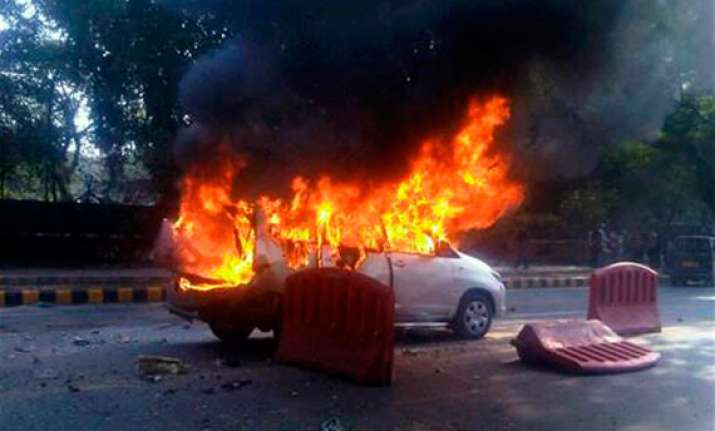 delhi police still in the dark in israeli car blast case