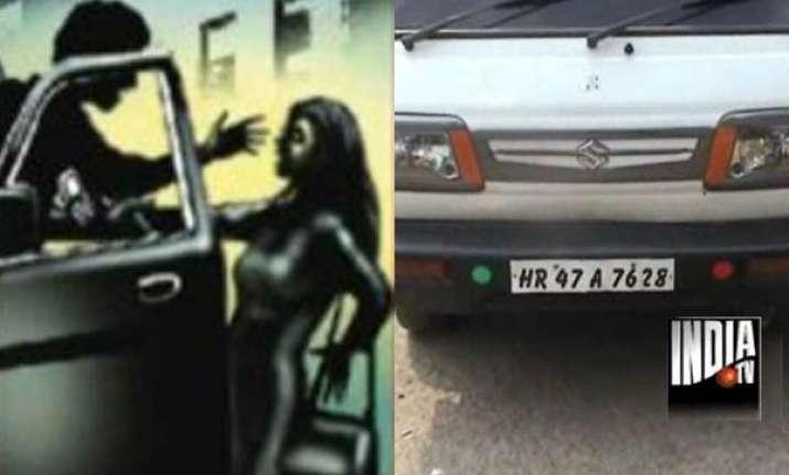 delhi woman gangraped in moving car 4 held