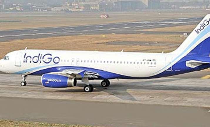 delhi bound indigo plane engine fails lands in nagpur all
