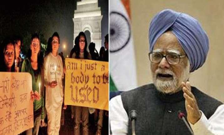 delhi rape a heinous crime says pm