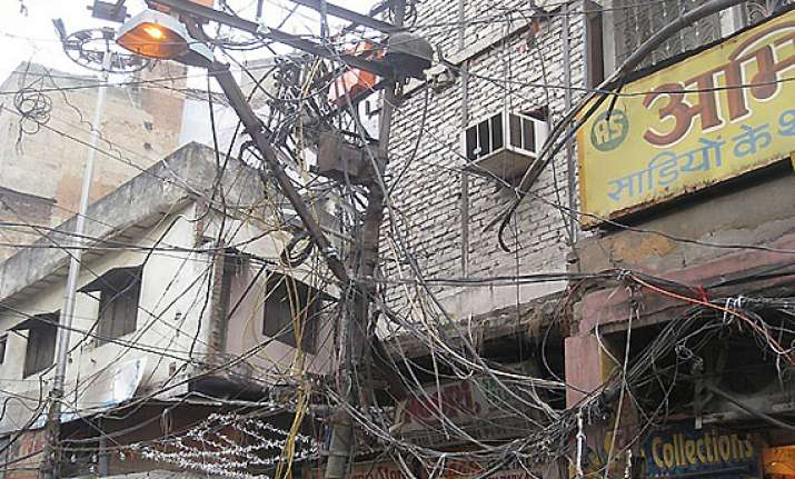 electric shock steep 26 per cent power hike in capital