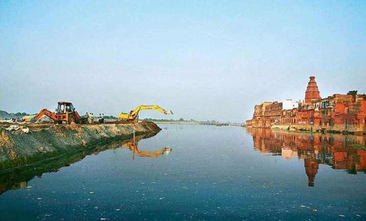 demolish all structures in yamuna flood plains tribunal