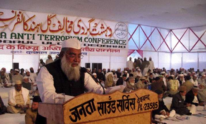 deoband ulema ask govt to raise veil ban issue with france