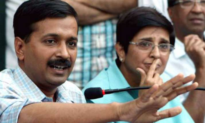 differences with kejriwal a thing of the past says kiran