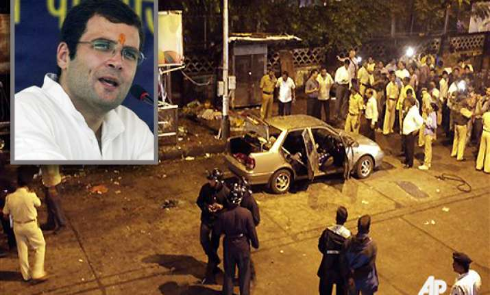 difficult to stop all terrorist attacks says rahul