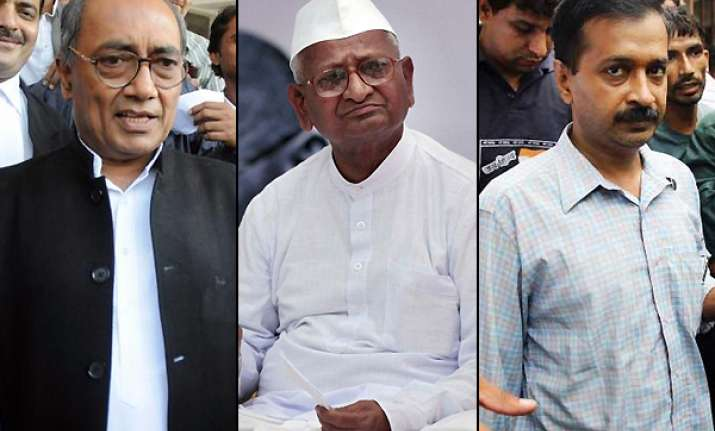 digvijay shoots off another letter to hazare raises rss
