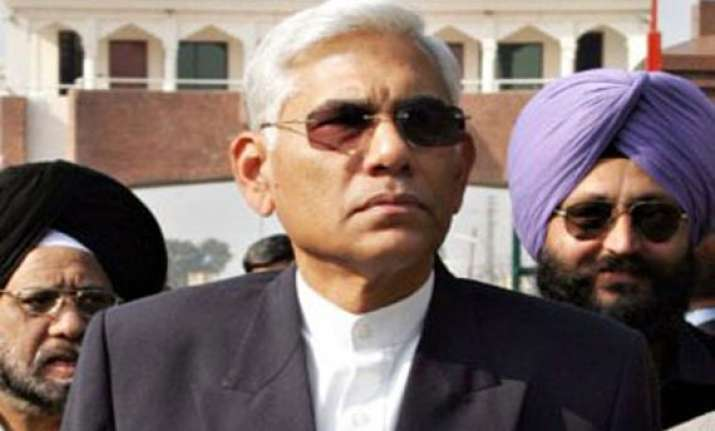 disowning report was afterthought vinod rai on r p singh