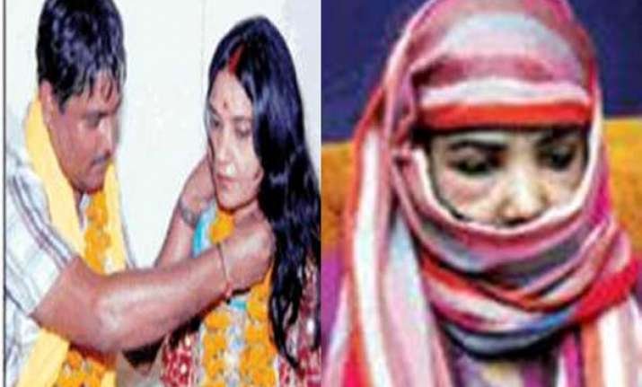 ditched by husband lucknow woman gives away baby for