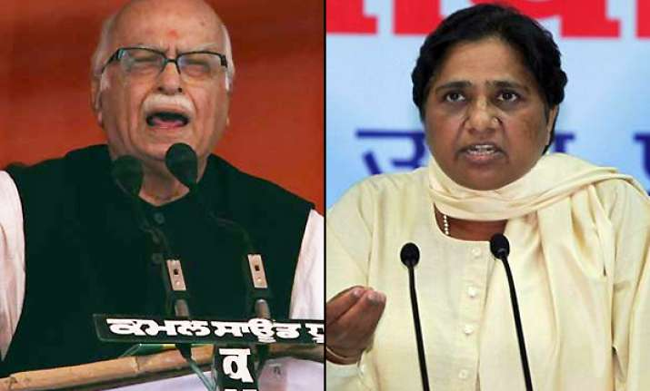 division of up should not be done in a hurry says advani