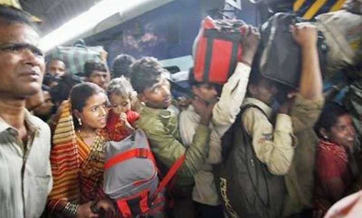 diwali rush no sale of platform tickets from sunday