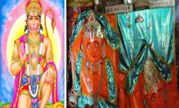 do you know lord hanuman had a son