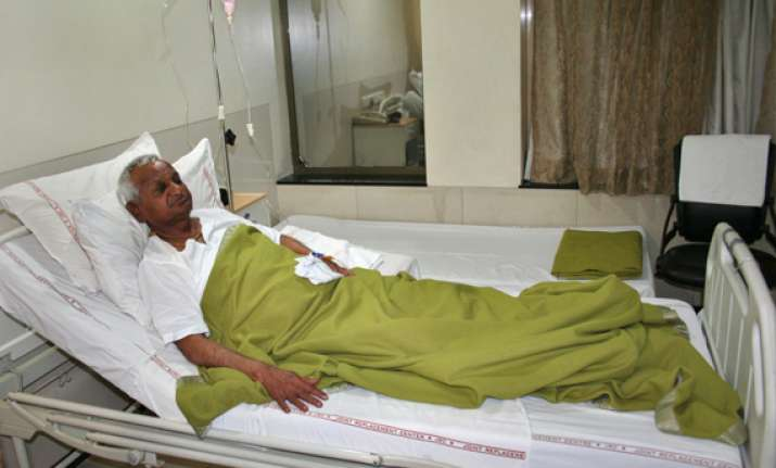doctors say hazare s condition fairly stable