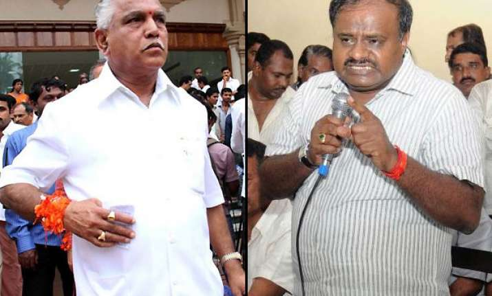 don t drag gods into your fight saints tell karnataka