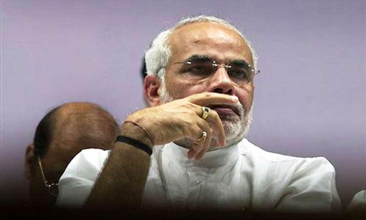 don t weaken federal structure narendra modi tells ndc