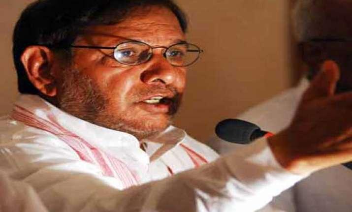 doubt integrity of govt in pursuing coalgate probe jd u