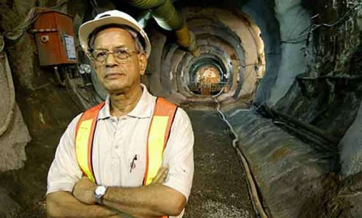 e sreedharan appointed chief adviser for lucknow metro