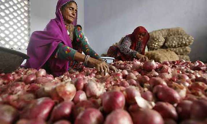 ec allows sale of onions at cheaper prices in delhi
