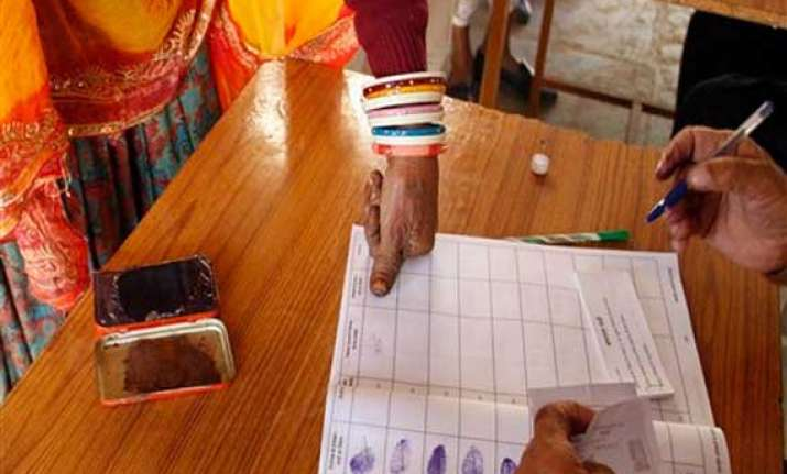 ec orders re polling at one booth in tonk sawaimadhopur