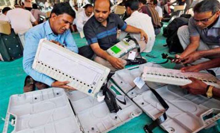 ec orders repoll on 8 polling stations in gurgaon