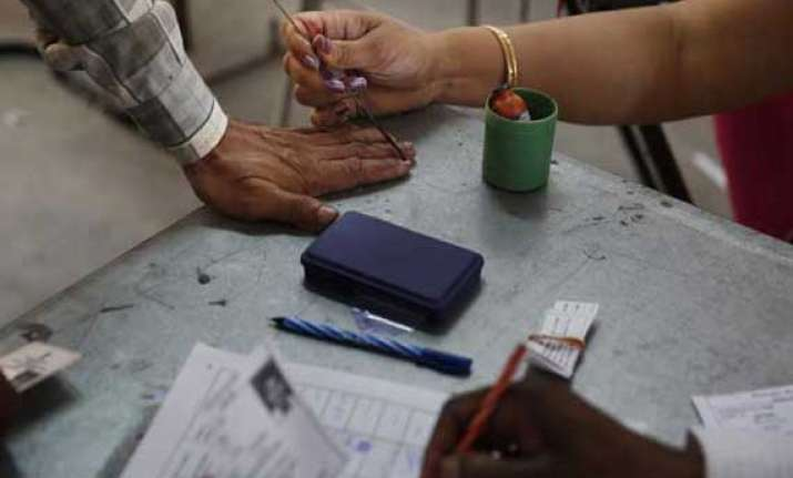 ec orders repoll in five polling booths in west bengal