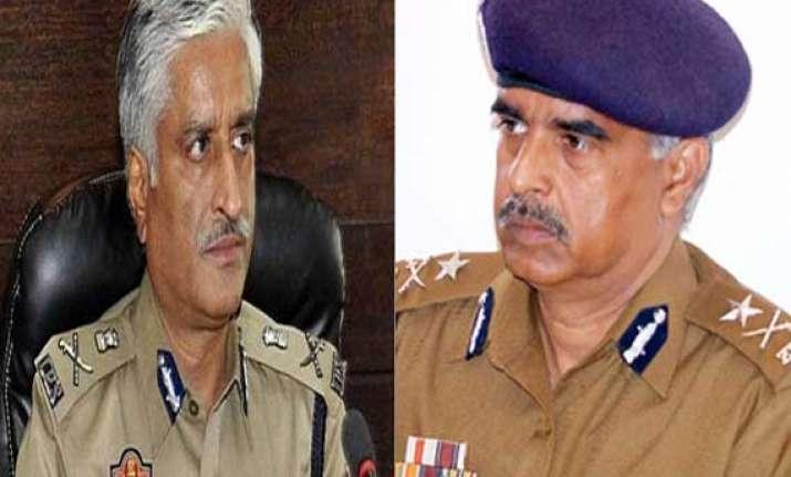 ec removes punjab dgp appoints vigilance dg in his place