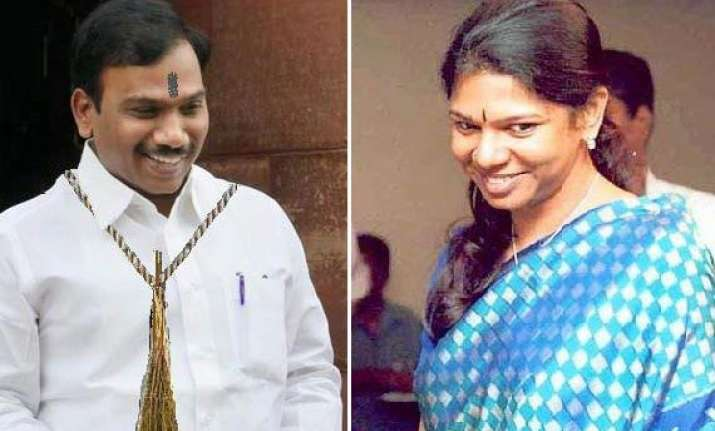 ed files chargesheet against a raja kanimozhi in 2g case