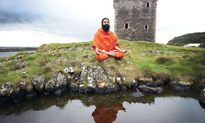 ed seeks financial details from uk about ramdev s island