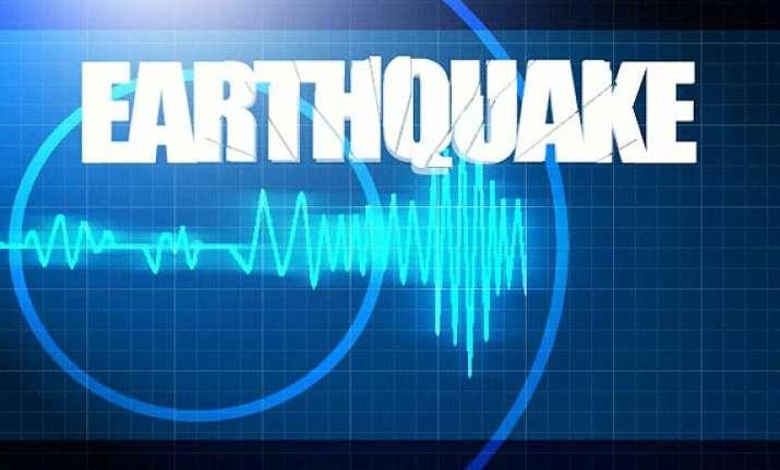 earthquake hits kishtwar no damage reported
