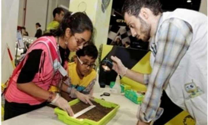 edinburgh science fest in bangalore from aug 30