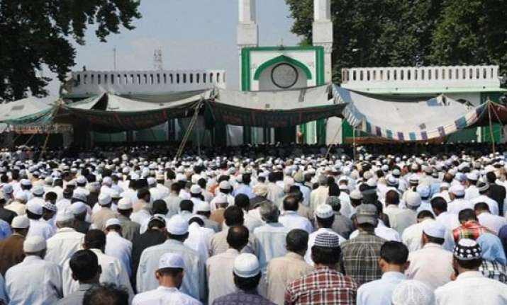 eid to be celebrated today in jk