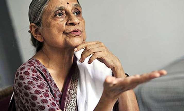 ela bhatt selected for indira gandhi peace prize