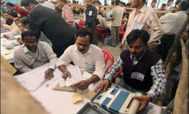elaborate arrangements for counting of votes in delhi