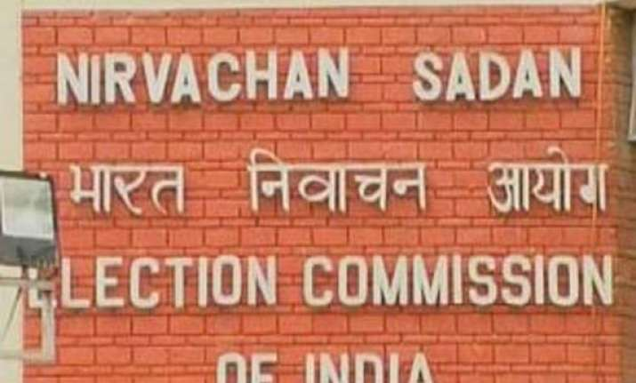 election commission cautions media houses political parties