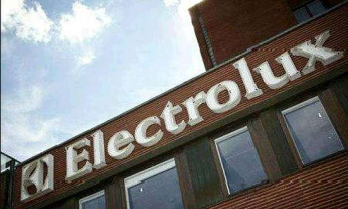 electrolux launches home appliances products under