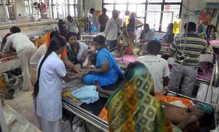 encephalitis outbreak wb government suspends 3 health